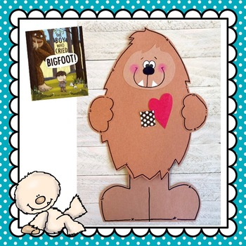 Bigfoot and Yeti Craft and Class Book