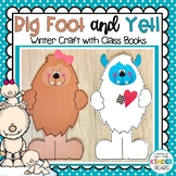 Bigfoot and Yeti Winter Craft and Class Book