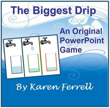 Biggest Drip (PowerPoint Game)