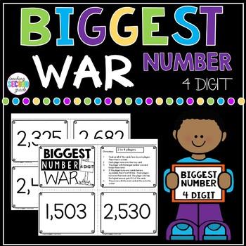 4 Digit Number Game