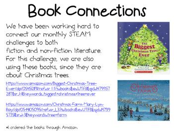 Biggest Paper Pine Trees ~ Monthly STEM School-wide Challenge - Christmas
