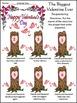 Valentine's Day Activities: The Biggest Valentine Ever Activity Packet