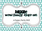 Biggie Word Family Bingo Set