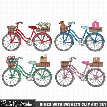 Clipart Bikes