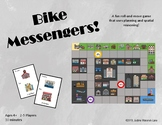 Bike Messenger: A Game about Maps and Math