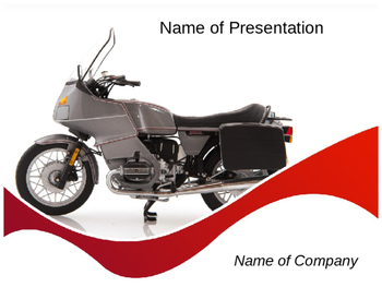 Bike PPT Template