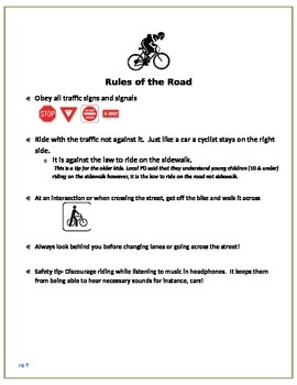 Bike Rodeo and Safety