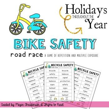 Bike Safety Game