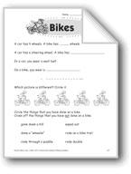 Bikes (Thinking Skills)