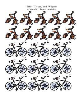 Bikes, Trikes and Wagons