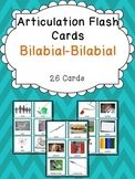Apraxia & Articulation Cards Bilabial-Bilabial