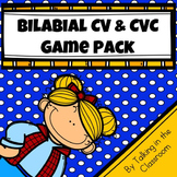BILABIAL CV & CVC GAME SET