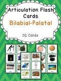 Apraxia & Articulation Cards Bilabial-Palatal