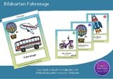 Bildkarten: Fahrzeuge