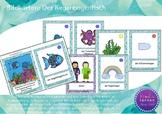 Bildkarten zum Kinderbuch: Der Regenbogenfisch von Marcus Pfister