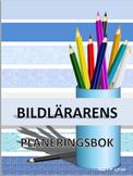 Bildlärarens planeringsbok 2019-2020