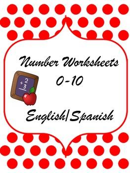 Bilingual 0-10 Numbers