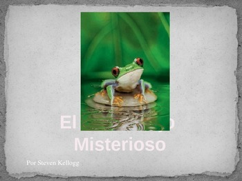 Bilingual 2nd Grade Interactive Powerpoint Vocabulary Words