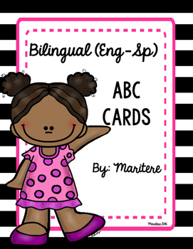 Bilingual ABC Cards!