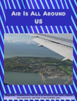 Science Air Is All Around Us Lab Bundle