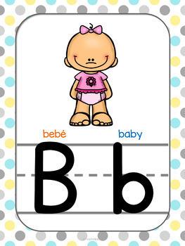 Bilingual Alphabet