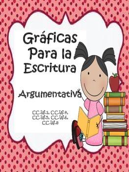 Bilingual Argument Writing Graphic Organizers