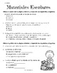 Bilingual Back-to-School Money Worksheets