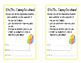 Bilingual Birthday Certificate