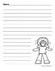 Bilingual Blank Writing Templates (Back to School) (Spanis
