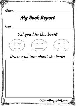 Bilingual Book Report (English and Spanish)