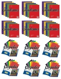 Bilingual Caddy Supplies Labels