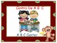 Bilingual Centers Signs - Monkey Theme
