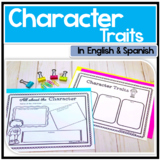 Bilingual Character Unit in English & Spanish