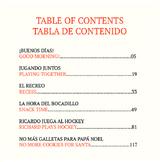 Bilingual Children's Picture Book: Easy Reader Level 1 ( S