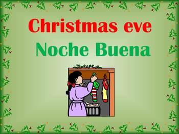 Bilingual Christmas English-Spanish