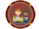 Bilingual Classroom Helpers - Monkey Theme