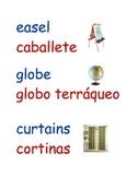 Dual Language/Bilingual Classroom Labels