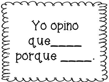 Bilingual Classroom Materials