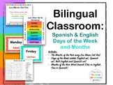 Bilingual Classroom Morning Meeting (Spanish and English)