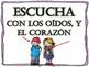 Bilingual Classroom Posters