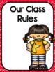 Bilingual Classroom Rules
