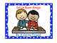 Bilingual Classroom Rules - Polka Dot Theme (Blue)