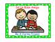 Bilingual Classroom Rules-Polka Dot Theme (Green)