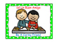 Bilingual Classroom Rules-Polka Dot Theme (Green)
