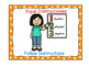 Bilingual Classroom Rules - Polka Dot Theme (Orange)