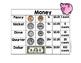 Bilingual Coin Posters (Carteles - letreros de monedas) Math Spanish- Dinero