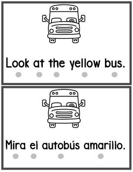 Bilingual Color Yellow  Book
