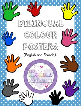 Bilingual Colour Posters