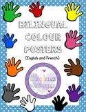Bilingual Colour Posters