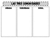 Bilingual Community Sort and Writing Activity